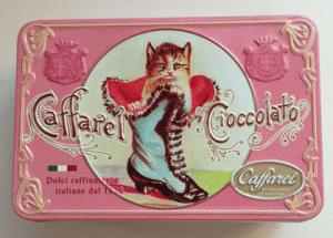 カファレルのかわいいチョコレート