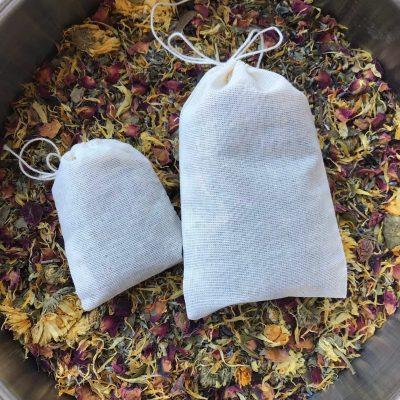 postpartum herbal sitz bath