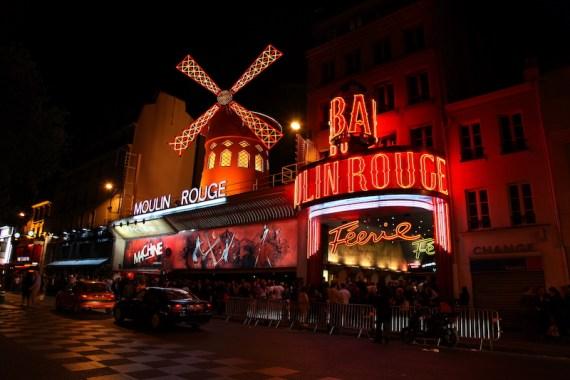 Moulin Rouge u Parizu