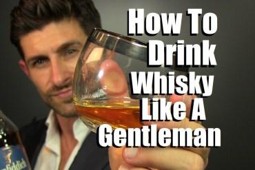 5 WHISKEY SAVJETA Kako uživati u viskiju kao pravi gospodin
