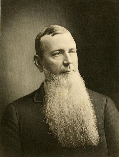 Kapetan Charles Brownlee iz okruga Gibson, Indiana, SAD. Rođen 1839. godine