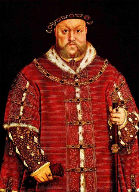 Henry VIII, 1542. godine