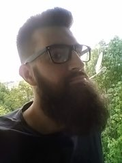 #beardedwonder / Matija Brgan