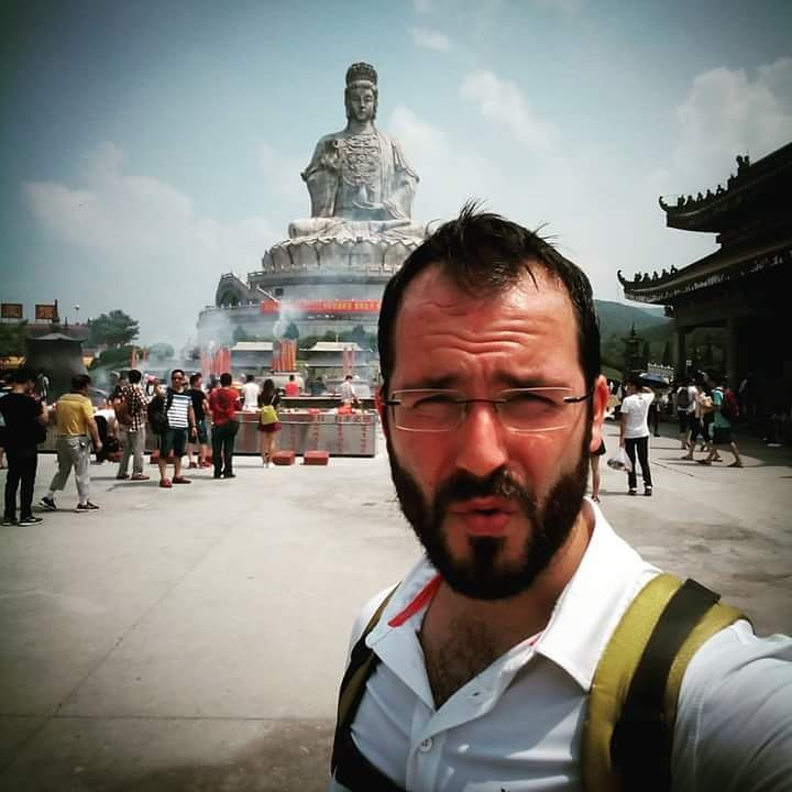 Negdje u Kini prije par tjedana / Marko