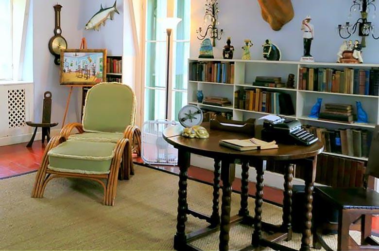 Soba za čekanje Ernesta Hemingwaya