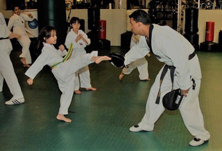 Borilačke vještine pomažu uklanjanju tegoba s ravnim stopalima bf0e5effbc