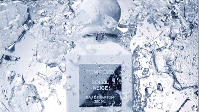 Tom Ford predstavio novi miris Soleil Neige