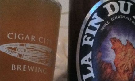 Beer of the month: August 2013
