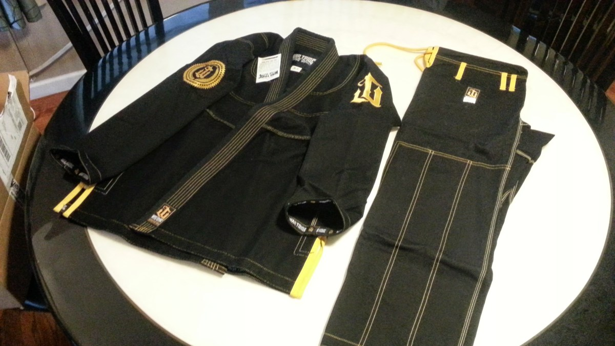War Tribe - Kevlar Gi review