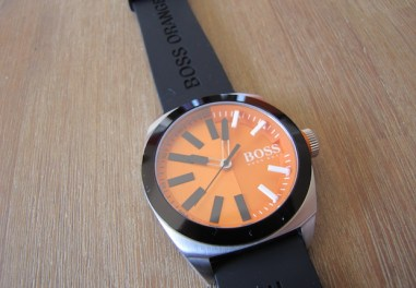 MONTRE BOSS ORANGE cadran