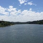 Le Douro, paisible et calme