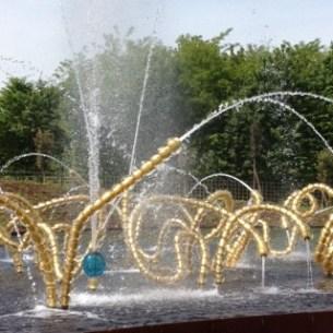 Renaissance du Bosquet du théâtre d'eau du château de Versailles 4