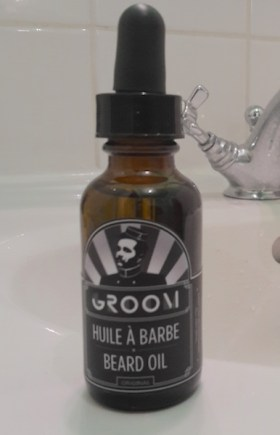 Les industries du Groom avis huile a barbe blog beaute homme
