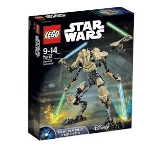 meilleurs lego star wars grevious