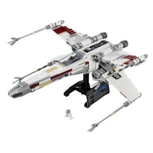 meilleurs lego star wars x-wing luke