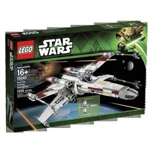 meilleurs lego star wars x-wing skywalker
