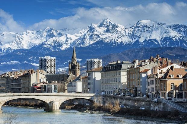 Destination Un Week End Grenoble Gentleman Moderne