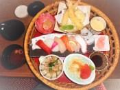 寿司天ぷら御前
