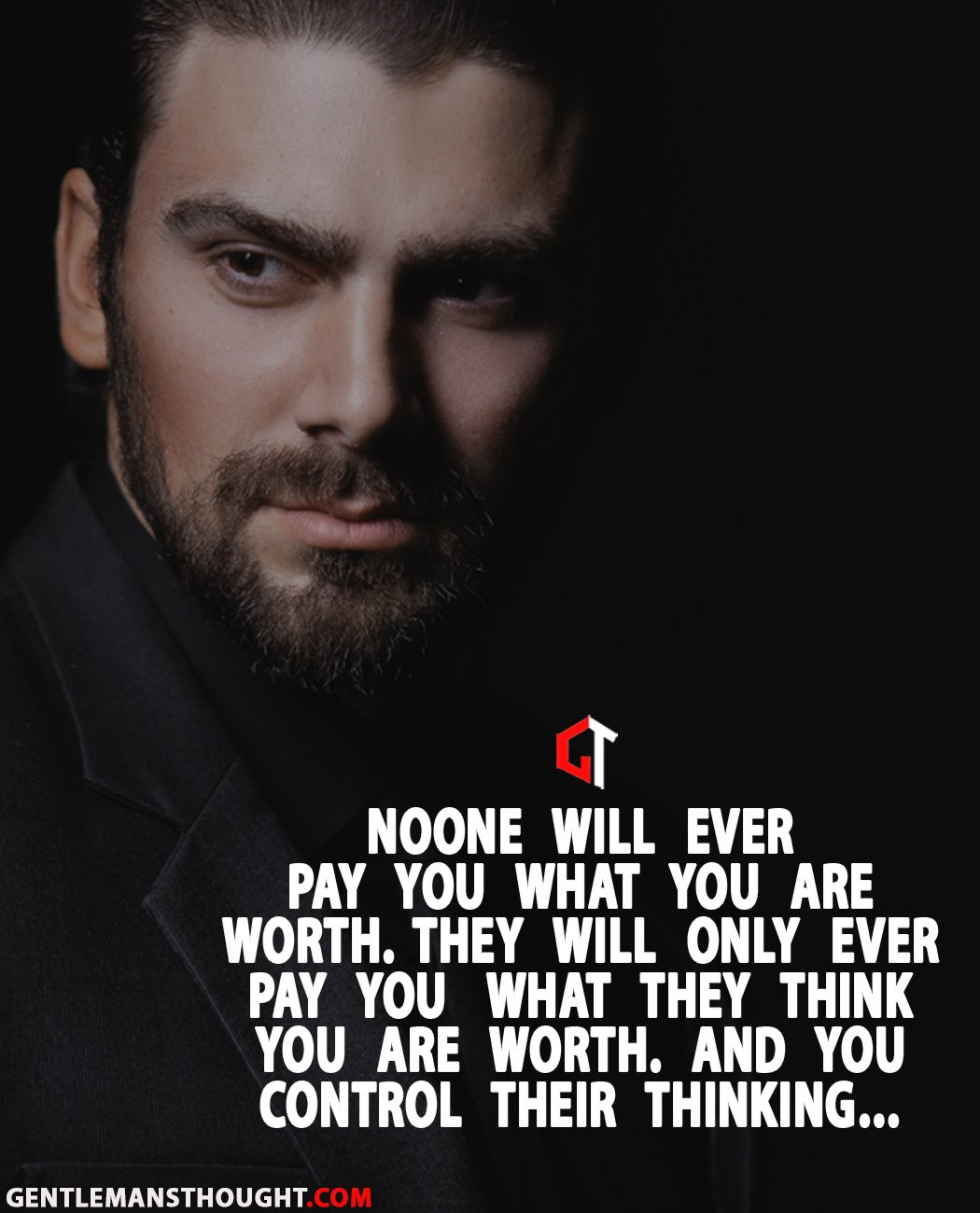 Noone will ever pay you what you are worth. They will only ever pay you what they think you are worth.