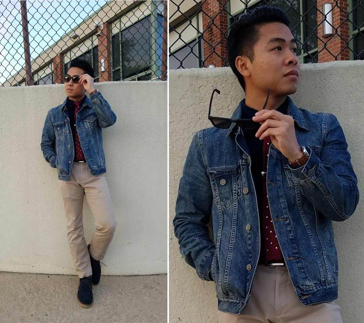 Date Night Denim Look | GENTLEMAN WITHIN