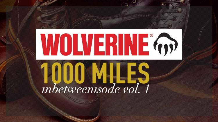 Wolverine 1000 Miles Inbetweenisode Vol 1 | Gentleman Within