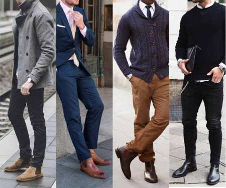 Chelsea Boot Inspiration