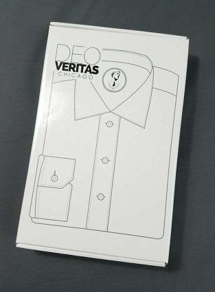 Deo Veritas Custom Dress Shirt Packaging