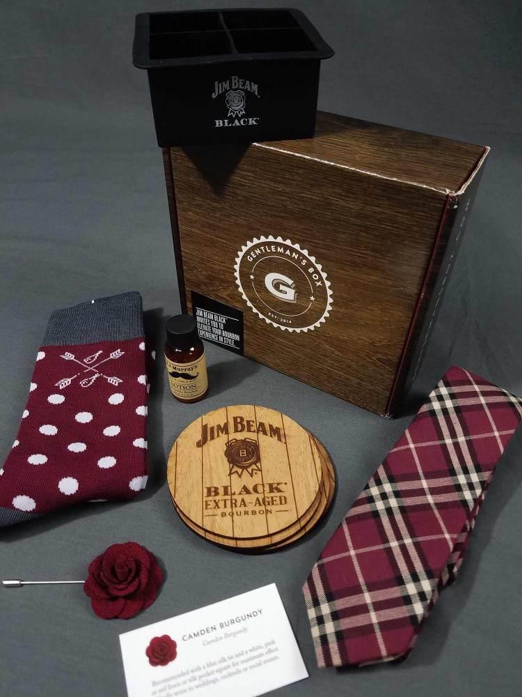 Gent's Box May 2017