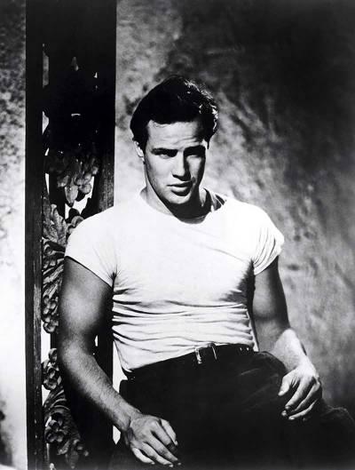 Marlon Brando in A Streetcar Named Desire   GENTLEMAN WITHIN