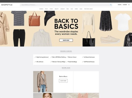 ShopStyle Landing Page | GENTLEMAN WITHIN