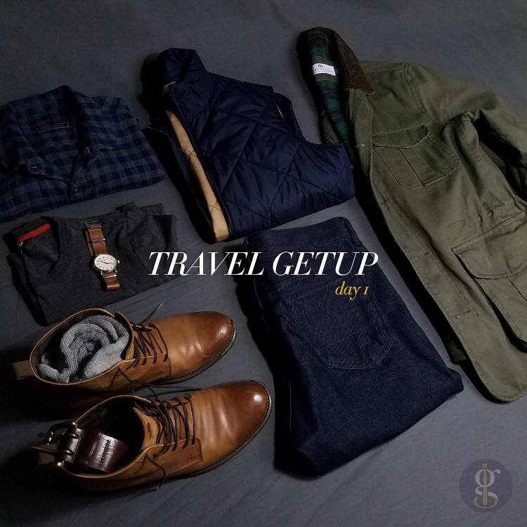 Travel Outfit | GENTLEMAN WITHIN