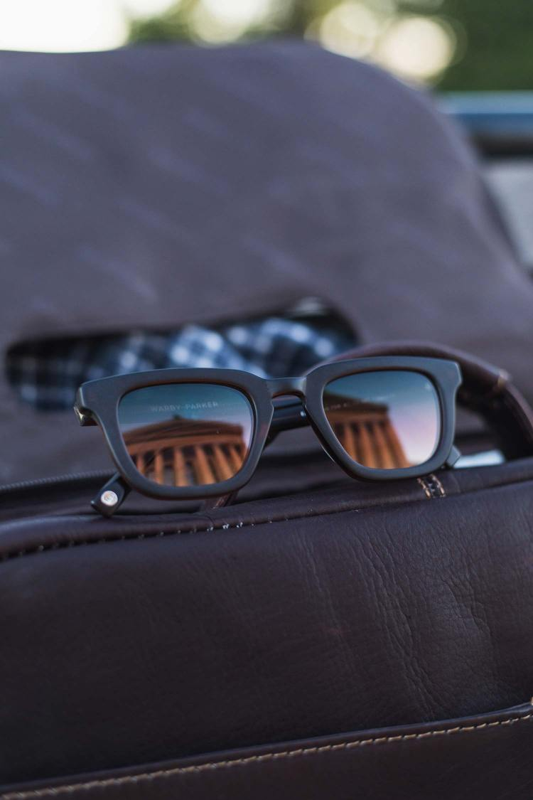 Warby Parker Eastman Sunglasses | GENTLEMAN WITHIN