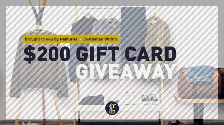 $200 Gift Card Giveaway