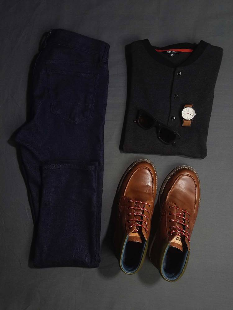 Transitioning From Summer To Fall Flatlay 3 | GENTLEMAN WITHIN