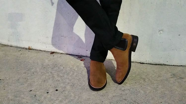 Thursday Chelsea Boots | GENTLEMAN WITHIN