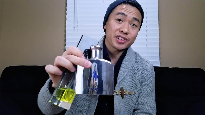 Winter Fragrance | GENTLEMAN WITHIN