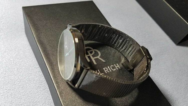 Paul Rich Watches Mesh Band | GENTLEMAN WITHIN