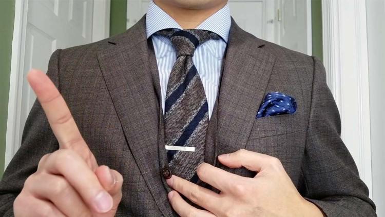 Tie Bar Rule 1: Avoid Redundancy | GENTLEMAN WITHIN