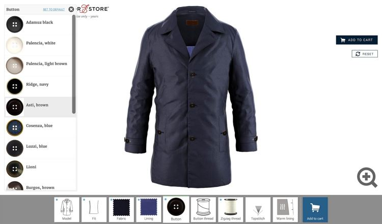Car Coat Customization Options | GENTLEMAN WITHIN
