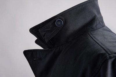 Car Coat Collar   GENTLEMAN WITHIN