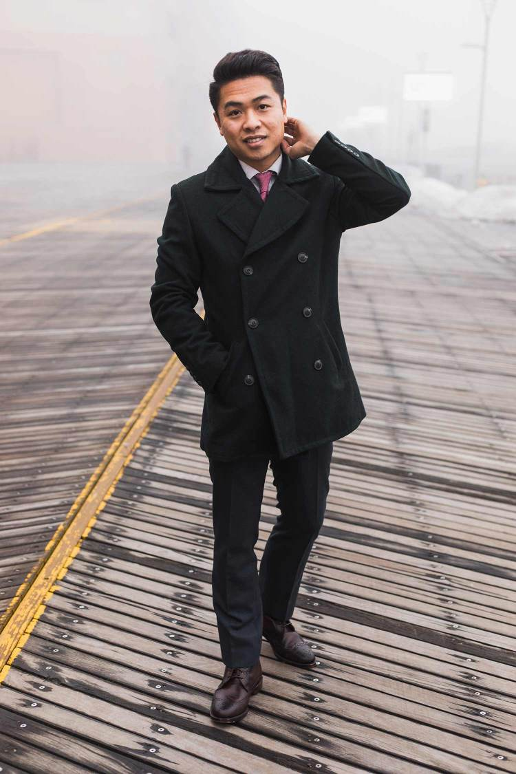 Valentine's Day Look 4: All Tied Up 1 | GENTLEMAN WITHIN