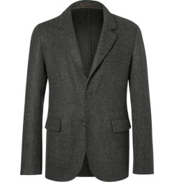 Great wool blazer goes well with everything