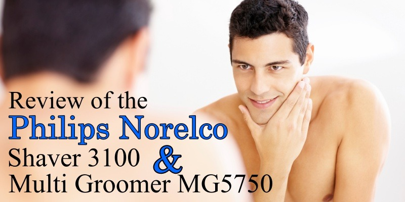 Philips Norelco Razor and Trimmer Review