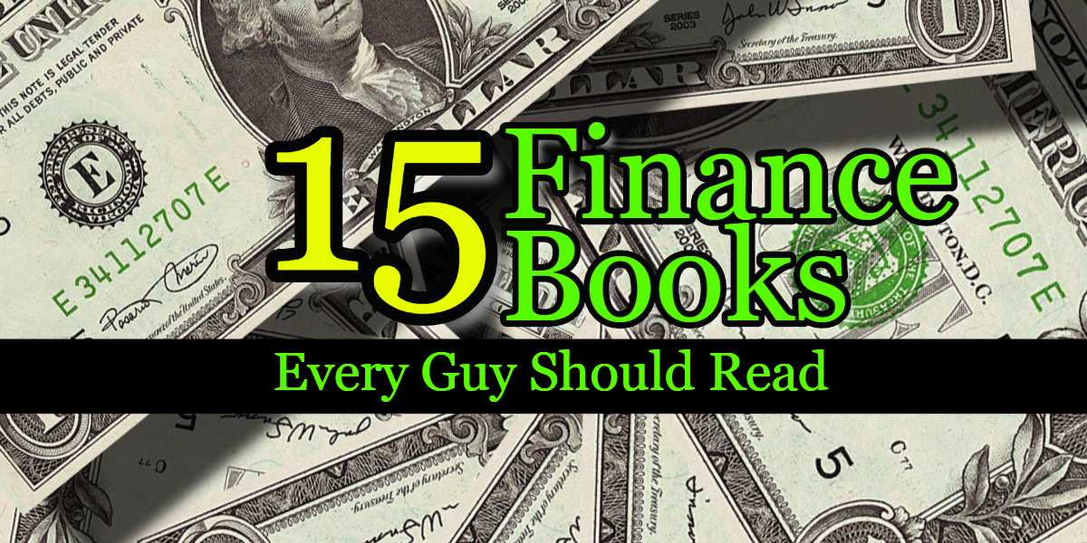 Finance Books Every Guy Should Read