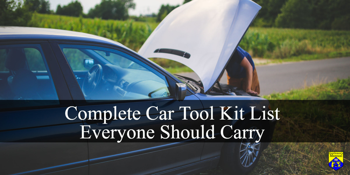 Complete Cat Tool Kit List Everyone Should Carry