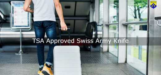 TSA Approved Swiss Army Knife