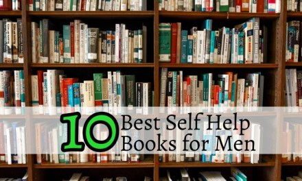 10 Best Self Help Books for Men