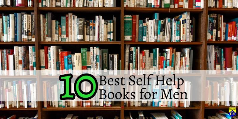 10 Best Self Help Books for Men