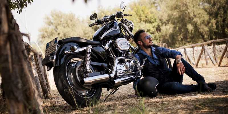 Preppy Midlife Crisis Cars - Harley-Davidson Sportster