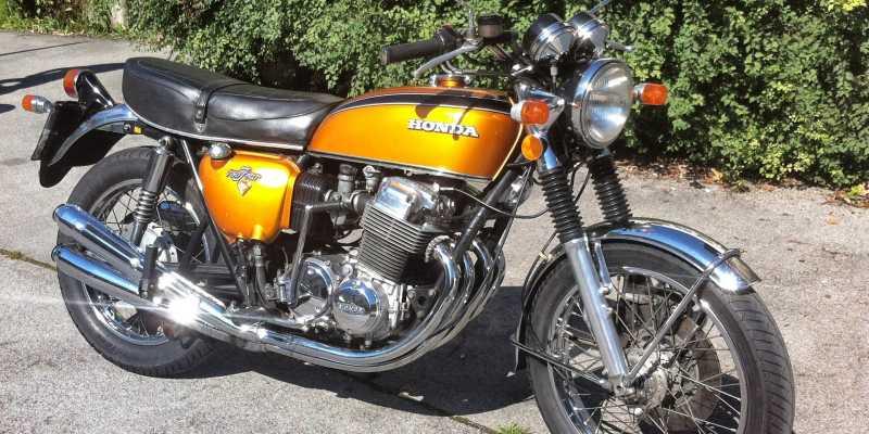 Preppy Midlife Crisis Cars - Honda CB750